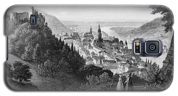Heidelberg Etching Galaxy S5 Case by Rudi Prott