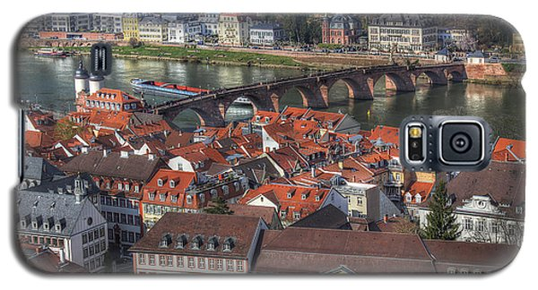 Heidelberg Germany 2 Galaxy S5 Case