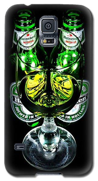 Heineken Galaxy S5 Case