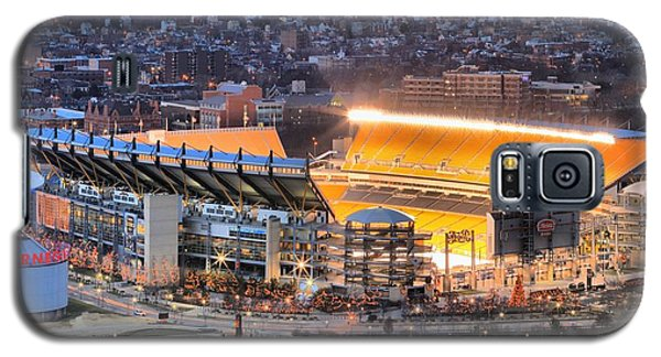 Heinz Field At Night Galaxy S5 Case