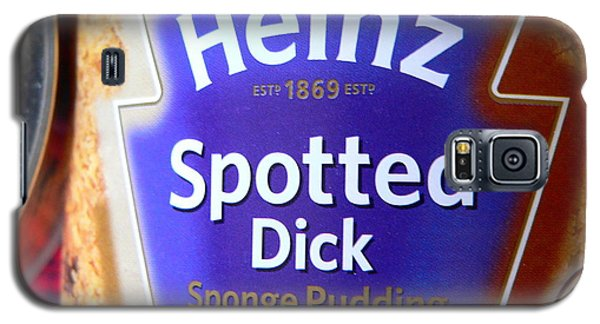 Heinz Spotted Dick Pudding Galaxy S5 Case
