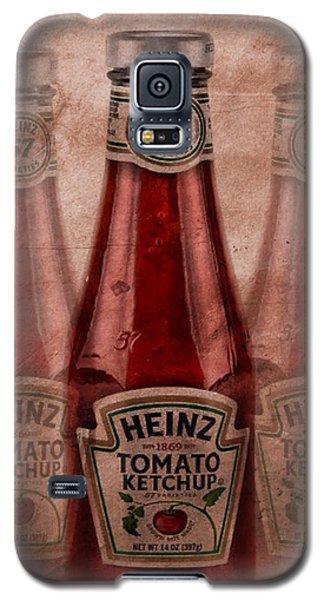 Heinz Tomato Ketchup Galaxy S5 Case