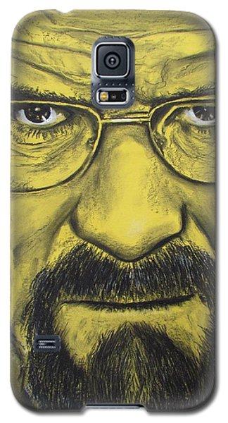 Heisenberg - Breaking Bad Galaxy S5 Case by Eric Dee