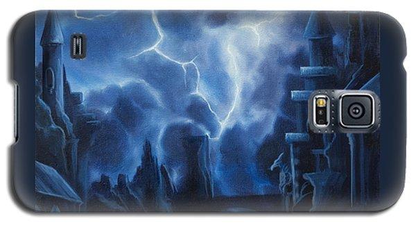 Heisenburg's Castle Galaxy S5 Case