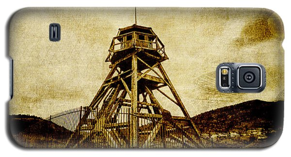 Helena-montana-fire Tower Galaxy S5 Case