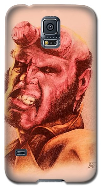 Hellboy Galaxy S5 Case