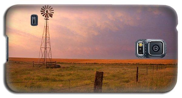 Hello Kansas Galaxy S5 Case by Shirley Heier