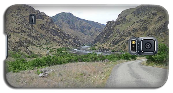 Hells Canyon And The Snake River Galaxy S5 Case by Joel Deutsch