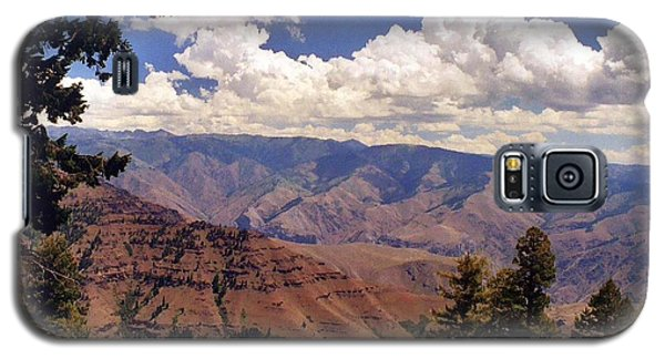 Galaxy S5 Case featuring the photograph Hells Canyon by Debra Kaye McKrill