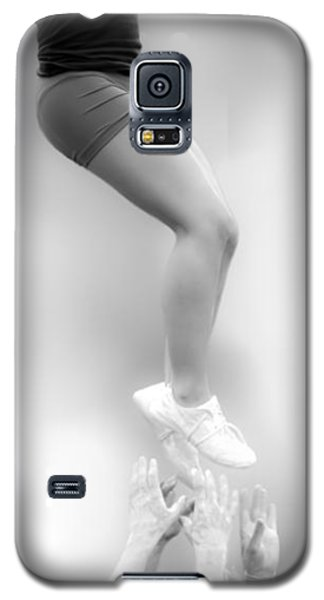 Sport Galaxy S5 Case - Helping Hands by Bob Orsillo