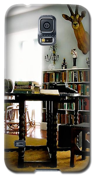 Hemingway's Studio II  Ernest Hemingway Galaxy S5 Case