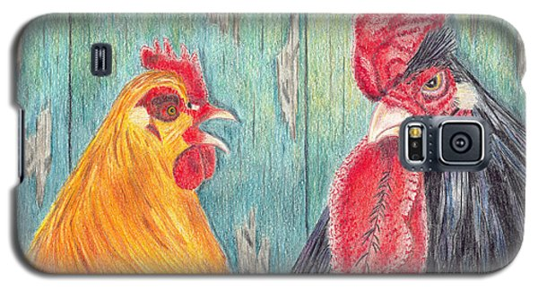 Henpecked Galaxy S5 Case
