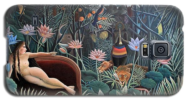 Henri Rousseau The Dream 1910 Galaxy S5 Case