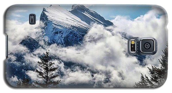 Her Majesty - Canada's Mount Rundle Galaxy S5 Case