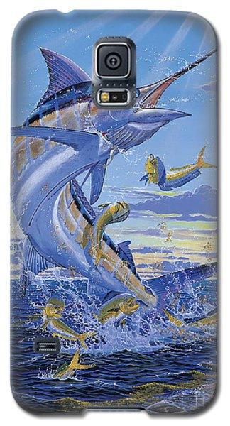 Swordfish Galaxy S5 Case - Her Majesty Off0028 by Carey Chen