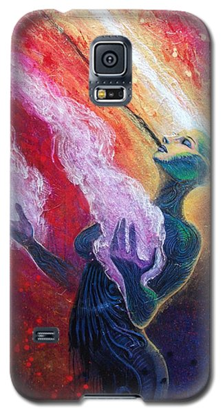 Her Power Is Within Galaxy S5 Case