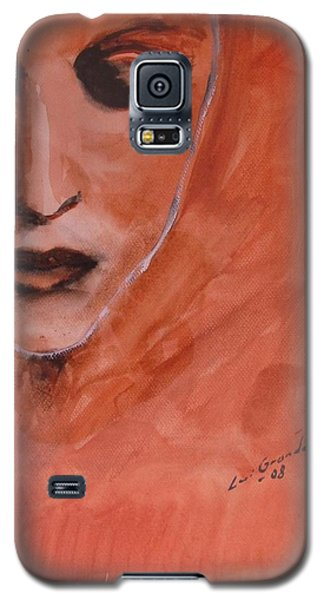 Looking To Her Soul Galaxy S5 Case