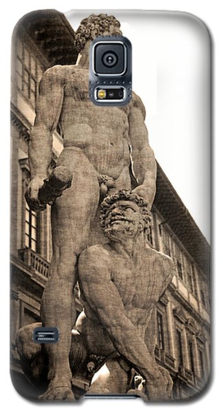 Hercules And Caucus In Florence Galaxy S5 Case