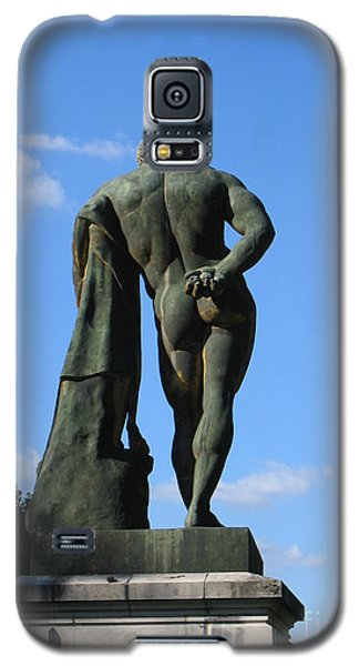 Galaxy S5 Case featuring the photograph Hercules  by HEVi FineArt