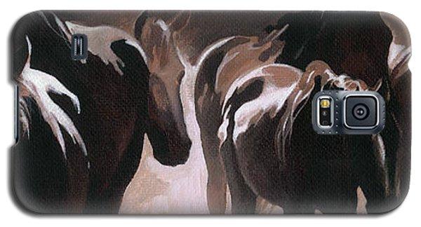 Herd Of Horses Galaxy S5 Case