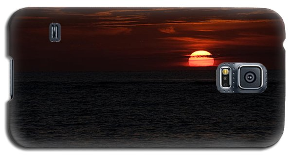 Galaxy S5 Case featuring the photograph Here Comes The Sun by Greg Graham