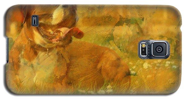 Here Doggie Galaxy S5 Case