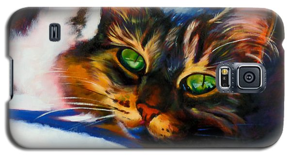 Here Kitty Kitty Galaxy S5 Case