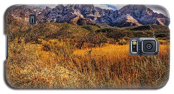 Galaxy S5 Case featuring the photograph Here To There by Mark Myhaver