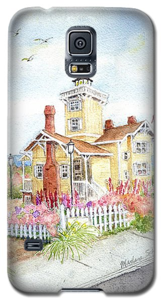Hereford Inlet Lighthouse Galaxy S5 Case