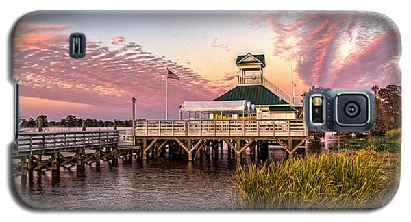 Heritage Marina Clubhouse Galaxy S5 Case