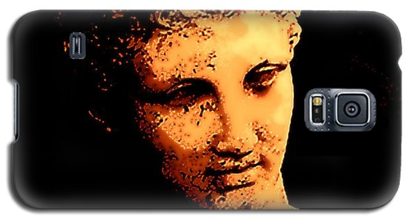 Galaxy S5 Case featuring the painting Hermes Trismegistus by Persephone Artworks