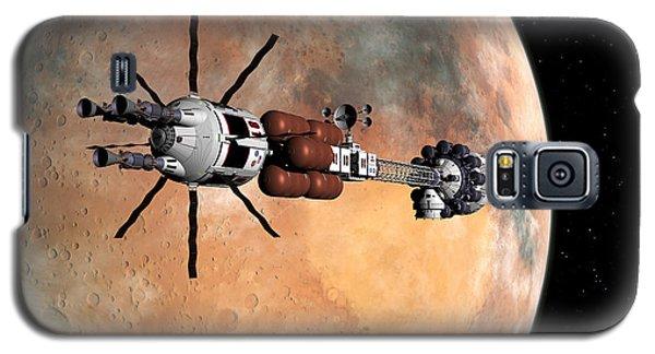 Hermes1 Mars Insertion Part 1 Galaxy S5 Case