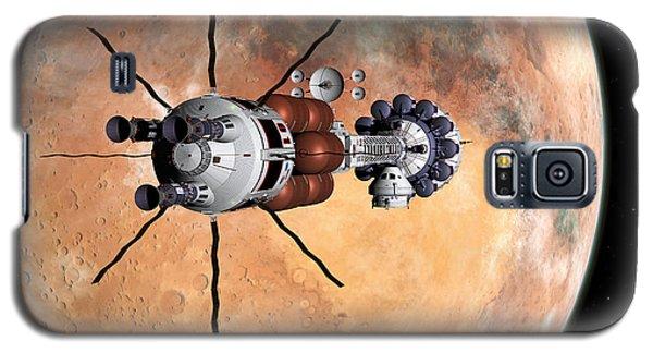 Hermes1 Realign Orbital Path Galaxy S5 Case
