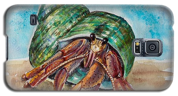 Hermit Crab 4 Galaxy S5 Case