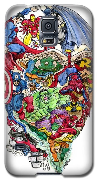 Heroic Mind Galaxy S5 Case