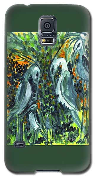 Herons Galaxy S5 Case