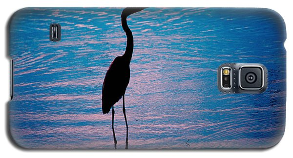 Herons Moment Galaxy S5 Case