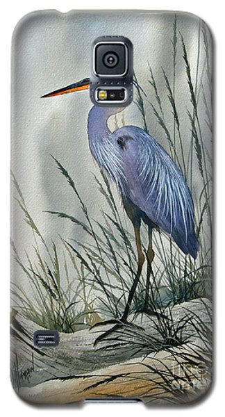 Herons Sheltered Retreat Galaxy S5 Case