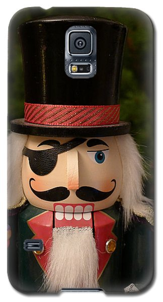 Herr Drosselmeyer Nutcracker Galaxy S5 Case by Richard Reeve