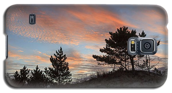 Herring Point Sunset Galaxy S5 Case