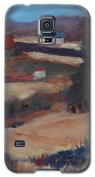 Herschel Hudson Plein Air Galaxy S5 Case by Carol Berning