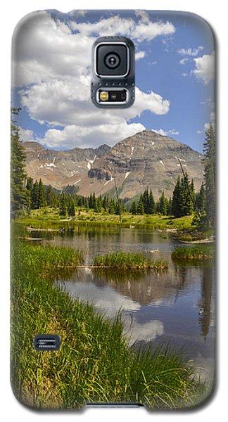 Hesperus Mountain Reflection Galaxy S5 Case