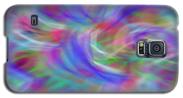 Galaxy S5 Case featuring the digital art Hey Babe by Gayle Price Thomas