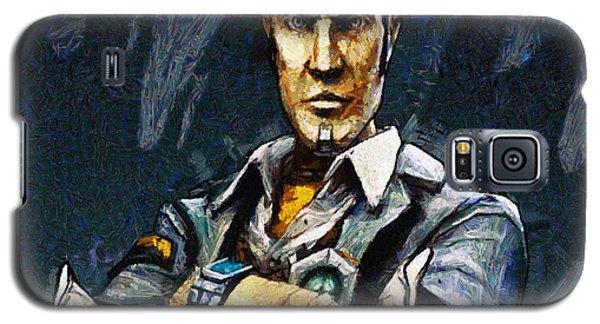 Hey Vault Hunter Handsome Jack Here Galaxy S5 Case