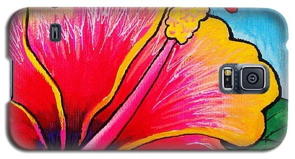 Hibiscus 01 Galaxy S5 Case