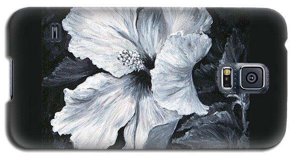 Hibiscus 1 Galaxy S5 Case