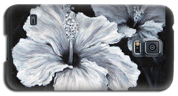 Hibiscus 2 Galaxy S5 Case