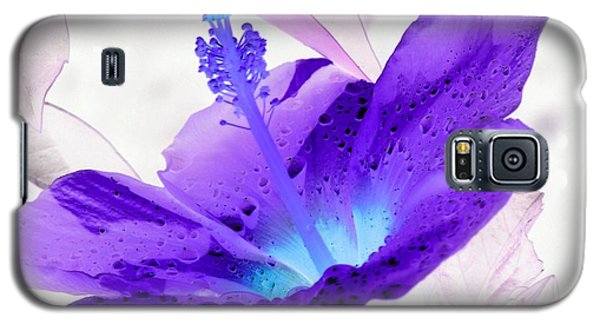 Hibiscus - After The Rain - Photopower 754 Galaxy S5 Case