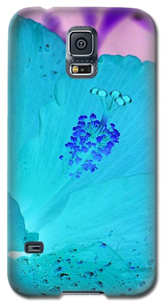Hibiscus - After The Rain - Photopower 760 Galaxy S5 Case
