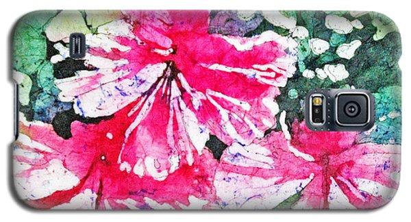 Hibiscus In The Sun Galaxy S5 Case
